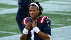Cam Newton — Buffalo game a 'must win' with New England Patriots in 3-game skid