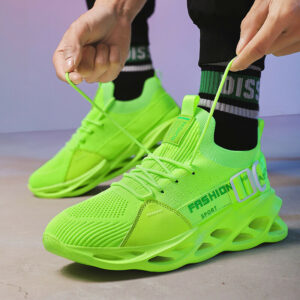Men's Sneakers Fashion Outdoor Sports Athletic Running Tennis Walking Shoes Gym