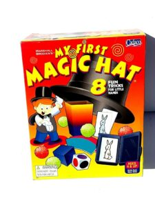 Marshall Brodien's  My First Magic Hat 8 Fun Tricks For Little Hands 2002