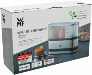 WMF Kitchenminis Kettle Of Eggs 250 W up To 2 Eggs Stainless Steel