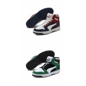 Puma Rebound Layup SD Unisex Sneaker | Sports Shoe | Skate | Textile, synthetic