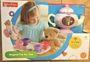 Fisher-Price Magical Tea For Two Play Set Ages 2-6 2012 NEW