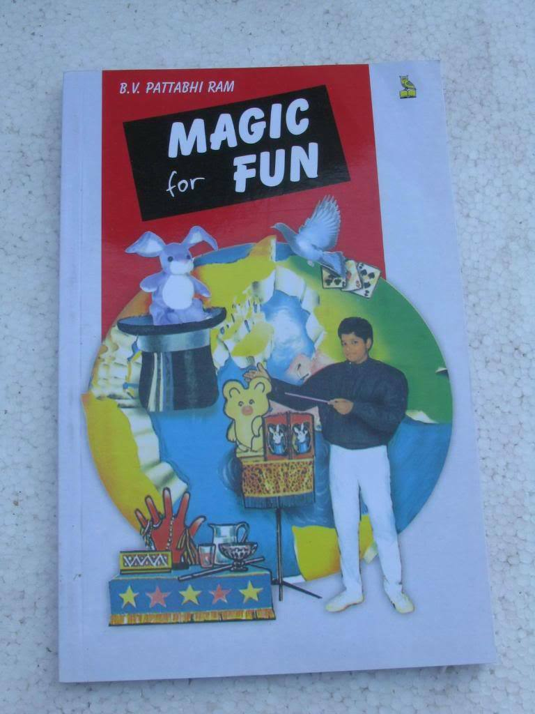 MAGIC FOR FUN Book India