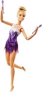 Barbie Rhythmic Gymnast Doll