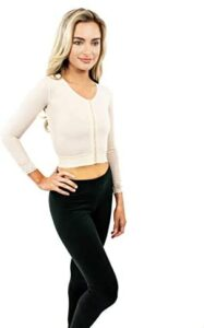 ContourMD Compression Vest & Upper Body Quarter Sleeve Compression Shirt for Women(S24V)