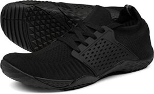 WHITIN Men's Glove-Like Fit Trail & Road Running Shoes | Zero Drop Sole