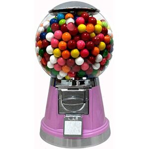 Pink Big Bubble Gumball Machine by American Gumball Company