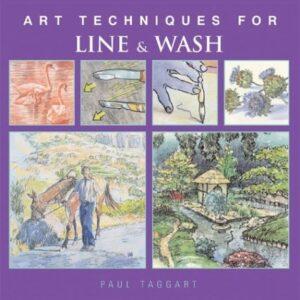 Art Techniques for Line & Wash