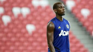 Could Paul Pogba leave Manchester United as a free agent in 18 months' time?