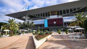 Miami GP progress slowed by pandemic