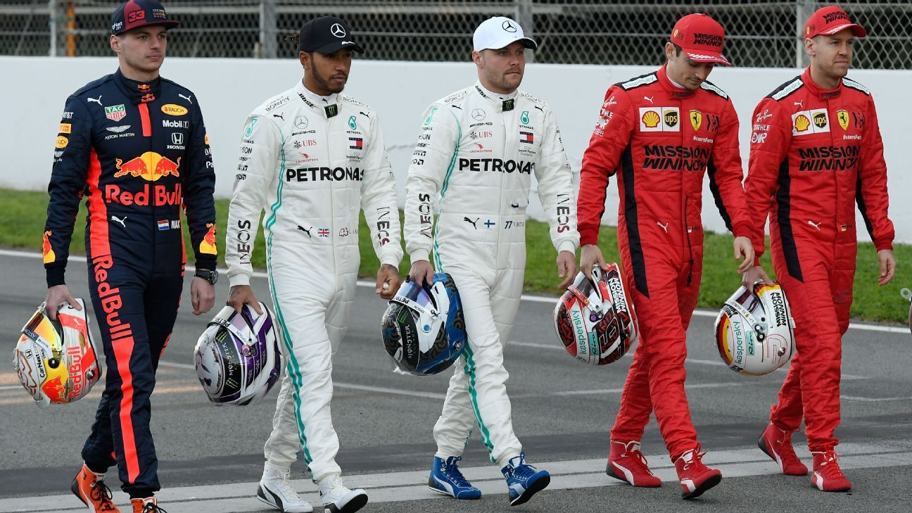 Formula One discusses driver salary cap but nothing agreed ...