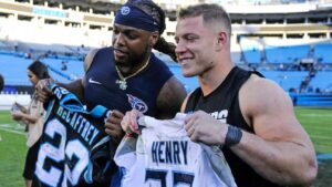 Wash, rinse and repeat – NFL players still swap jerseys, but it's different in 2020 amid COVID-19