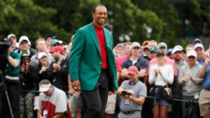 The 12 things you didn't know about Tiger Woods' win at the Masters