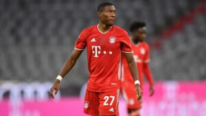 PSG edge ahead of Real Madrid in chase for Bayern's Alaba