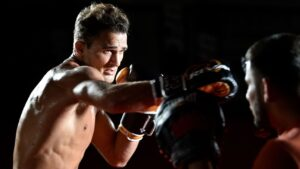 Contender Series – On three days' notice, an undefeated fighter will take his shot