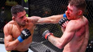 UFC takeaways — Paul Felder delivered, but give RDA his due; and keep an eye on Khaos