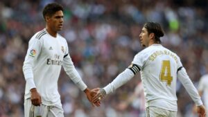 Man United eye Real Madrid's Varane or Leipzig's Upamecano