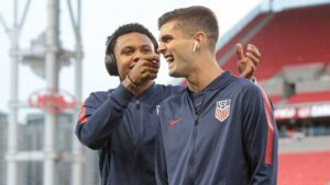 Pulisic, Reyna, McKennie among list of youngsters to be excited about