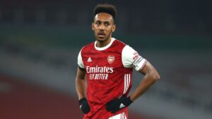 Arsenal's troubles a reflection on the lack of goals, creativity around Aubameyang