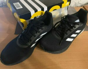 Adidas Performance Men's Black US 10,5 / UK 10  Astrarun Running Shoes! SALE!!!