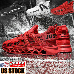 Men's Shoes Casual Outdoor Sports Running  Athletic Tennis Walking Gym Sneakers