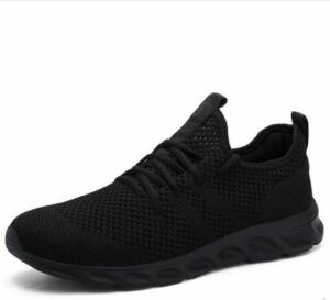 Men's Sneakers Non Slip Shoes Ultra Lightweight Breathable Athletic P