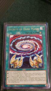 3x Secrets of Dark Magic unlimited Edition Rare LED6-EN004 Yu-Gi-Oh! Nm