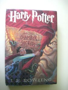 Rowling, JK, Harry Potter & The Chamber of Secrets First US Edition and Printing