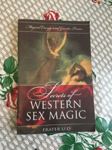 Secrets of Western Sex Magic by Frater UD, Rare Occult BookFrater U.:D.: