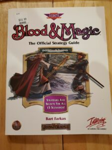 Blood & Magic: The Official Strategy Guide (Secrets of the Games Series)