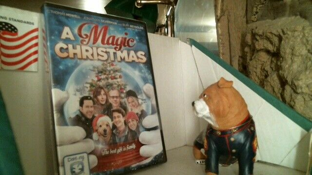 A MAGIC CHRISTMAS DVD [BRAND NEW] (FREE ONE DAY SHIPPING) BIG FAMILY FUN FOR ALL