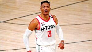 New Washington Wizards PG Russell Westbrook 'never changing' who he is on the court