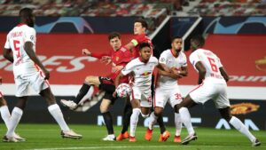 Man United, Real Madrid could bow out in pivotal week