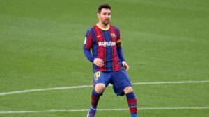 Releasing Messi would have helped with financial issues