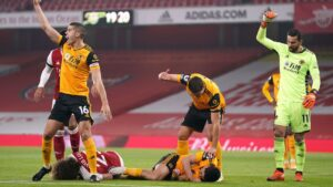 Wolves supporters raising money for Jimenez banner at Molineux