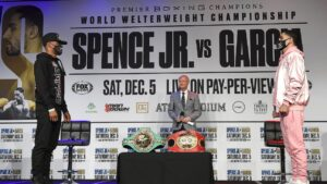 Errol Spence Jr.-Danny Garcia live results and analysis