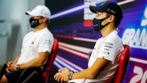 Stop billing it Russell v Bottas, says Mercedes boss Wolff
