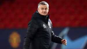 Man United manager Solskjaer's pivotal week in Champions League and Premier League will define his season