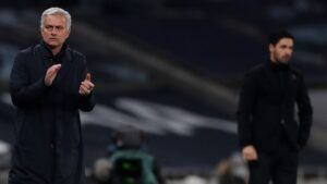 Mourinho shows Tottenham-Arsenal gulf, Bayern, Leipzig entertain, Man United need consistency