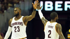 LeBron James says Kyrie Irving's comments implying lack of faith in late-game abilities 'hurt me a little bit'