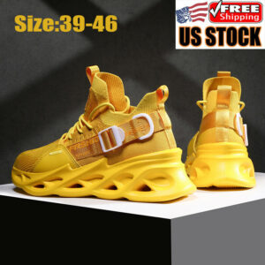 Men's Fashion Running Shoes Blade Athletic Sports Sneakers Jogging Tennis Gym