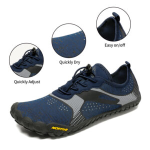Mens Barefoot Water Shoes Sports Shoes Quick Dry Beach Sandals Walking Shoes