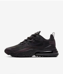 Nike Air Max 270 React CI3866-003 Black Oil Grey Men's Shoes (ON SALE!)