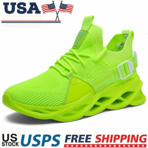 Men's Fashion Sneakers Sports Athletic Outdoor Casual Running Tennis Shoes Gym
