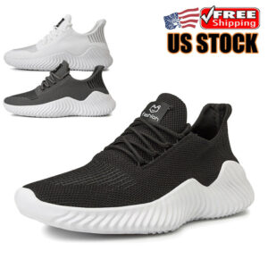 Men's Athletic Shoes Casual Running Shoes Outdoor Tennis Sports Sneaker Gym Size