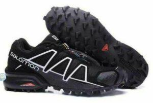 Hot Sale Men's Solomon SPEEDCROSS 4 Sports Outdoor Breathable Shoes