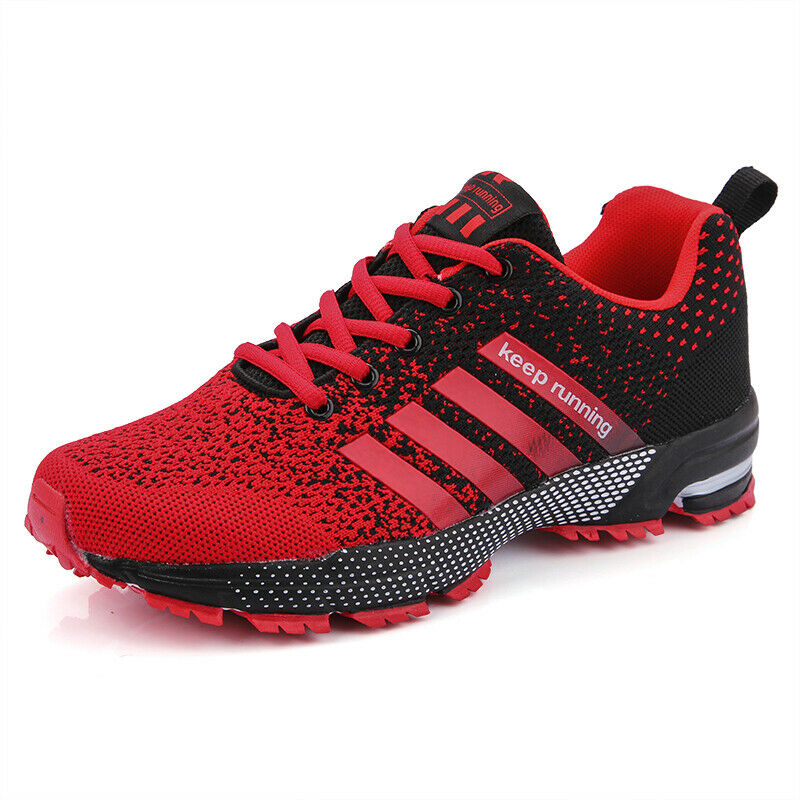 New Men Running Shoes Breathable Outdoor Sports Shoes Lightweight Sneakers