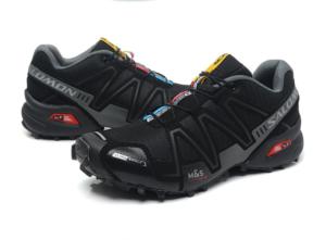 Hot Sale Men's Salomon Sports Comfortable Sneakers Outdoor Sneakers Hiking Shoes