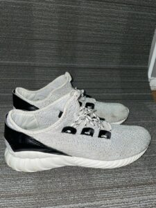 Adidas Look Alike Men's Casual Running Shoes Soft Material Size 13 Used