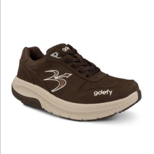 Gravitydefyer Men's GDEFY Orion Athletic Shoes Brown SALE